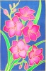 Pack of 5 Assorted Gutta Outlines -Freesia Pack