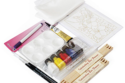 Jane Cameron Silk Painting Kit