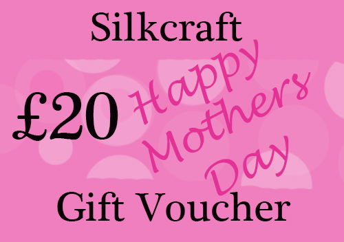 Gift Voucher - Mothersday £20