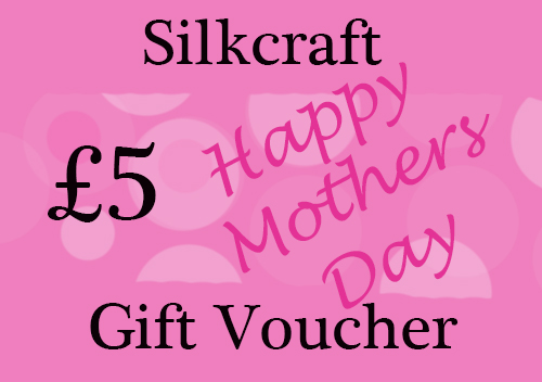 Gift Voucher - Mothers day £5