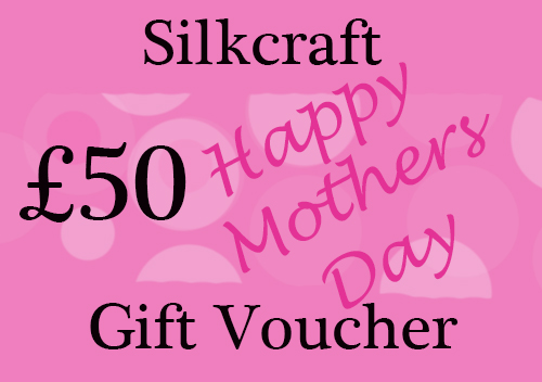 Gift Voucher - Mothersday £50