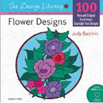 Flower Designs Book and CD -  by Judy Balchin